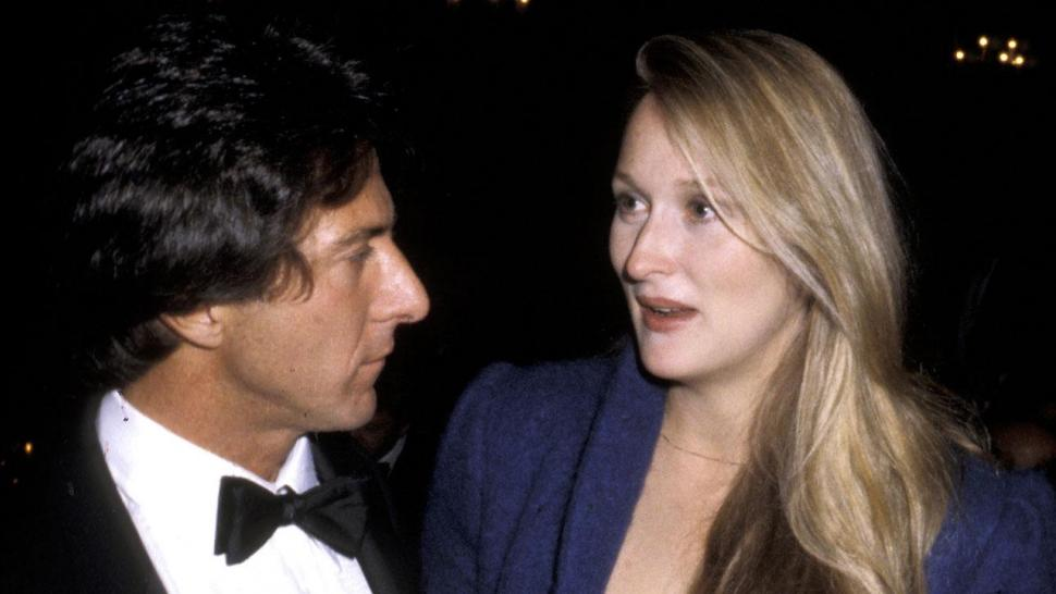 Meryl Streep and Dustin Hoffman