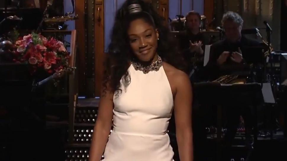 Tiffany Haddish Hosts 'Saturday Night Live' Season 43