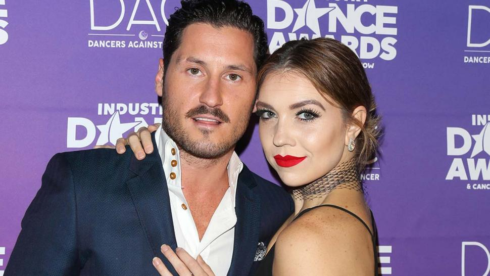Who is val dating from dancing with the stars