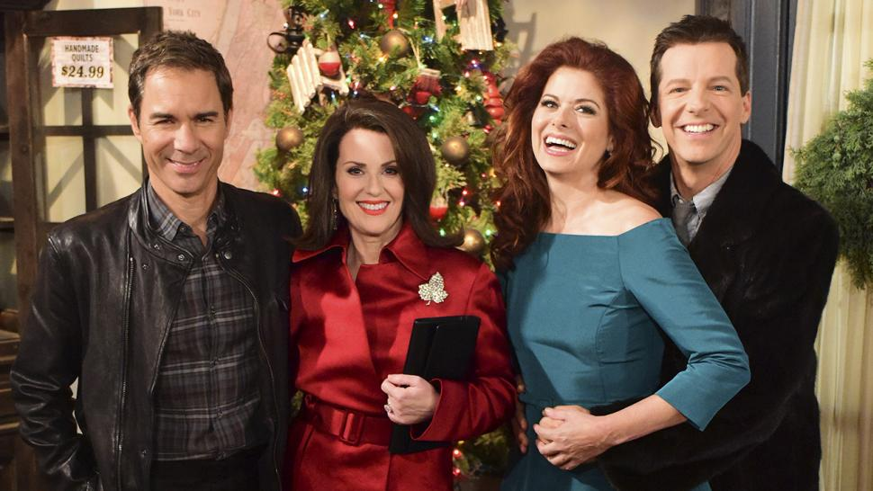 Festive First Look at the Special 'Will & Grace' and 'Superstore' Christmas Hour (Exclusive)