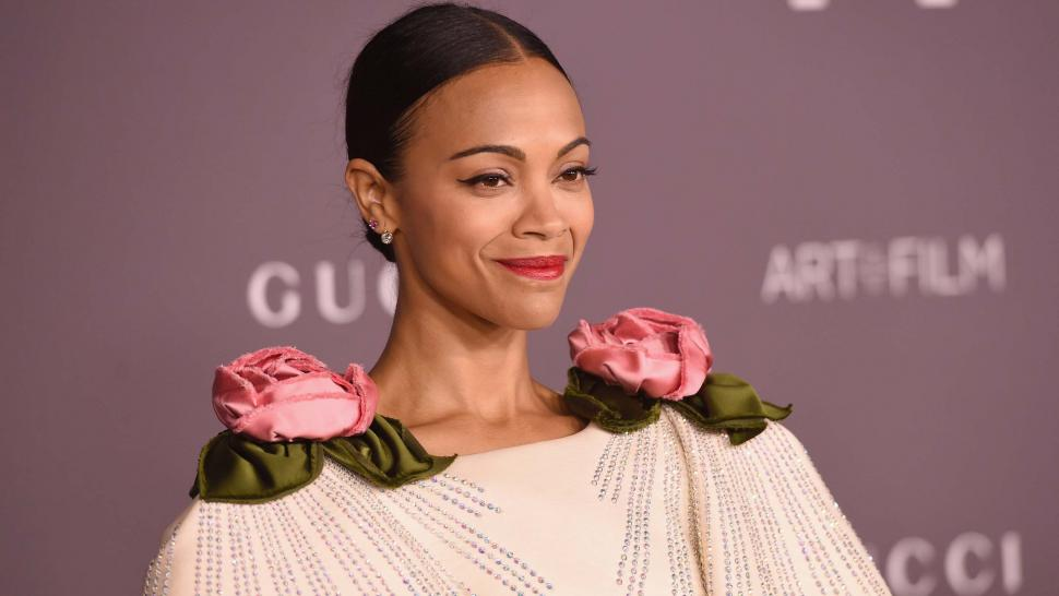 Zoe Saldana Shares Touching Tribute to Her Twins on Their ...