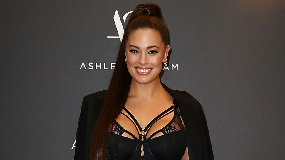 Ashley Graham at Macy's