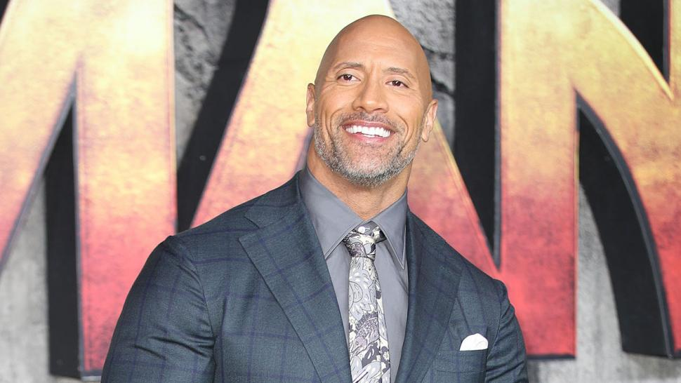 Watch Dwayne Johnson accept 'Baywatch' Razzie with good-natured Twitter speech