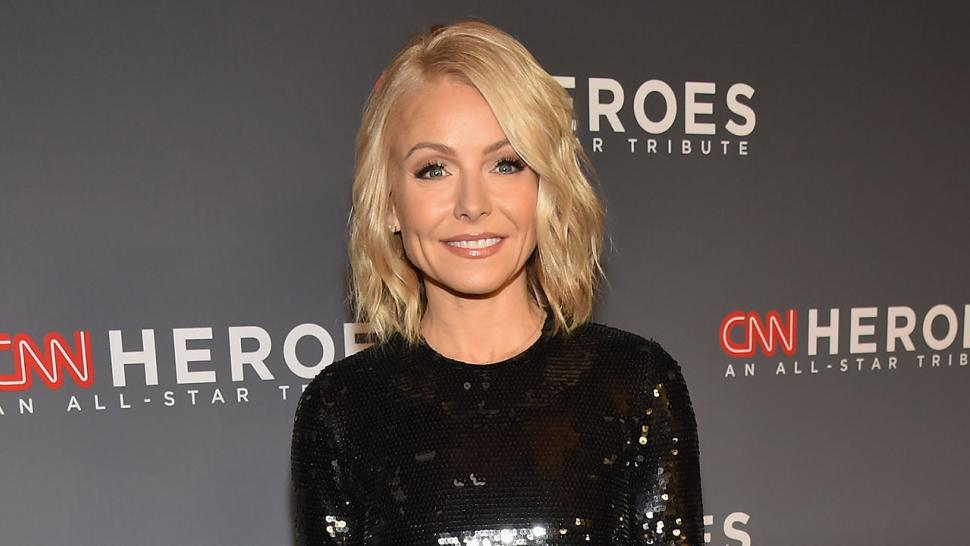 Kelly Ripa at 2017 CNN Heroes