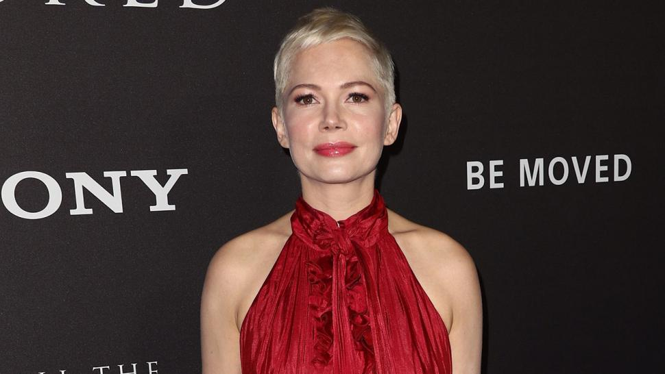 Michelle Williams at All The Money In The World premiere in Beverly Hills