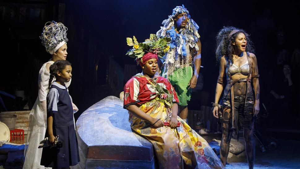 How 'Once on This Island' Redefines Gender and Race With Broadway