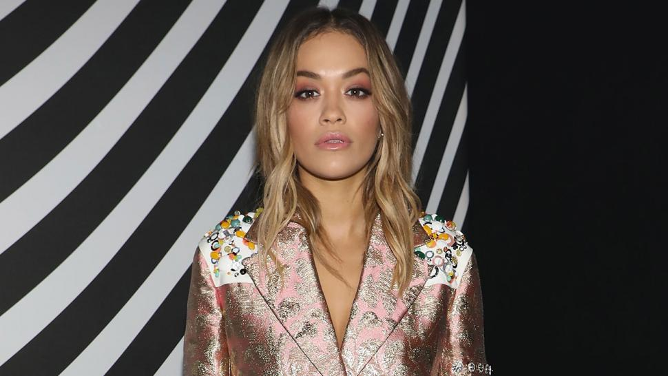 Rita Ora at Art Basel