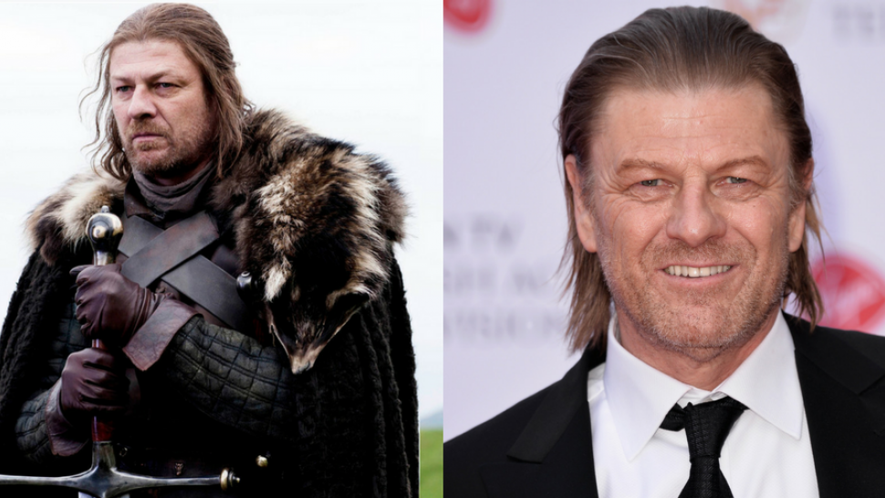 Sean Bean as Eddard 'Ned' Stark