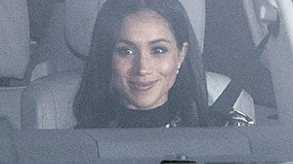 The Queen shares intimate' lunch with Meghan Markle