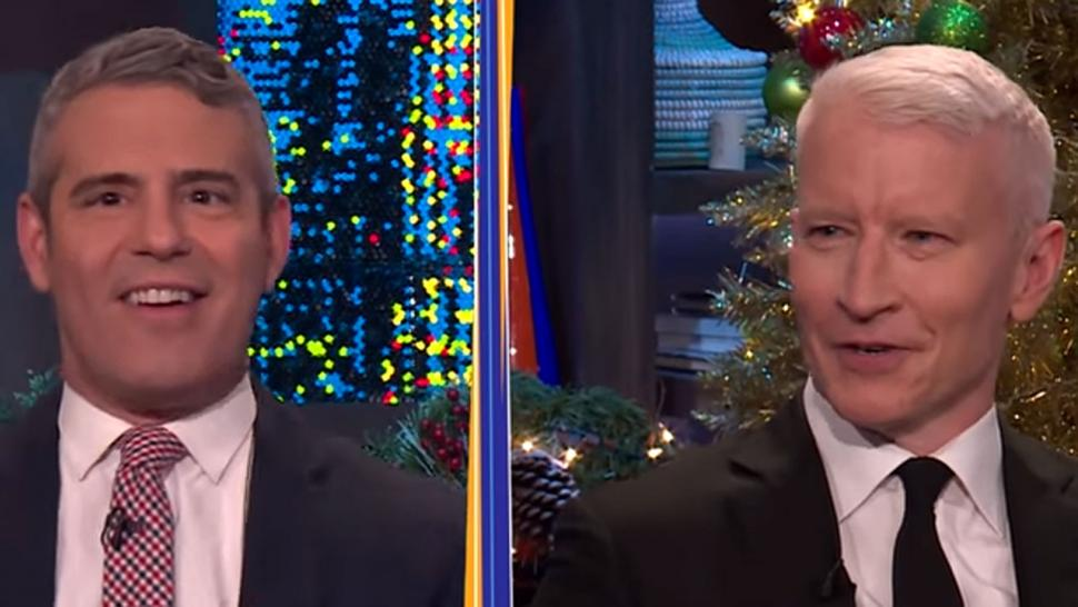 Anderson Cooper & Andy Cohen Reveal Which One Is Kinkier In Bed