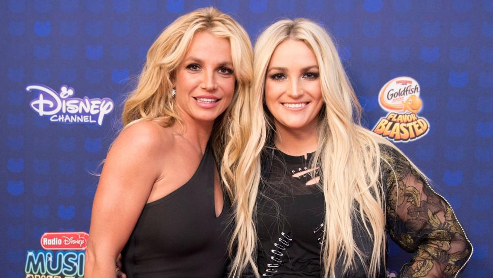 Jamie Lynn Spears Takes Baby Ivey to See 'Auntie' Britney Spears Perform For the First Time