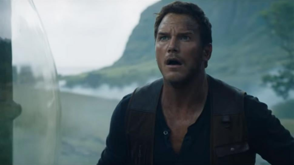 Fallen Kingdom' Trailer: Chris Pratt is Back in Action