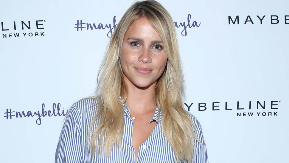 Claire Holt at Maybelline New York Launch Party at 1OAK in West Hollywood