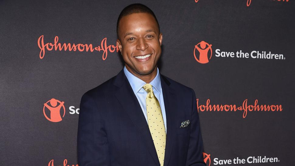 Craig Melvin reportedly in talks to replace Matt Lauer at 'Today'