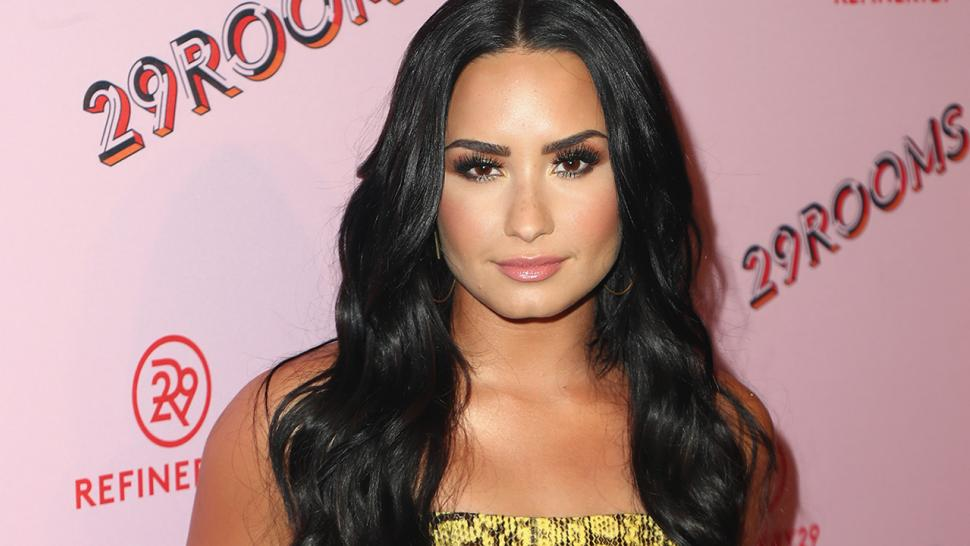 Demi Lovato Bashes TIME For Honoring Trump Alongside #MeToo Movement