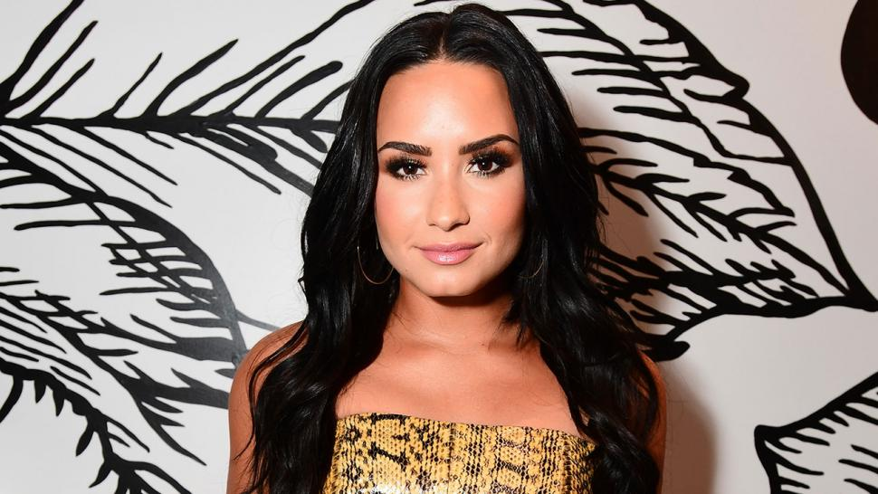 Demi Lovato at Refinery29 Rooms