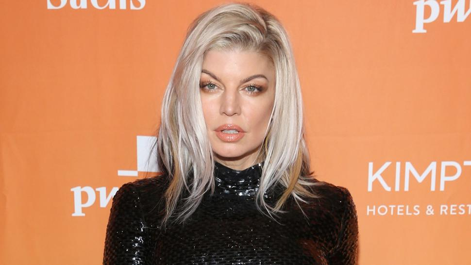 Fergie talks addiction