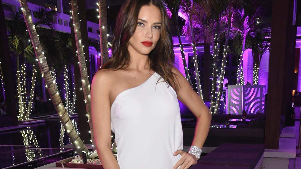 d4f4348254 Victoria s Secret Angel Adriana Lima   I Will Not Take Off My ...