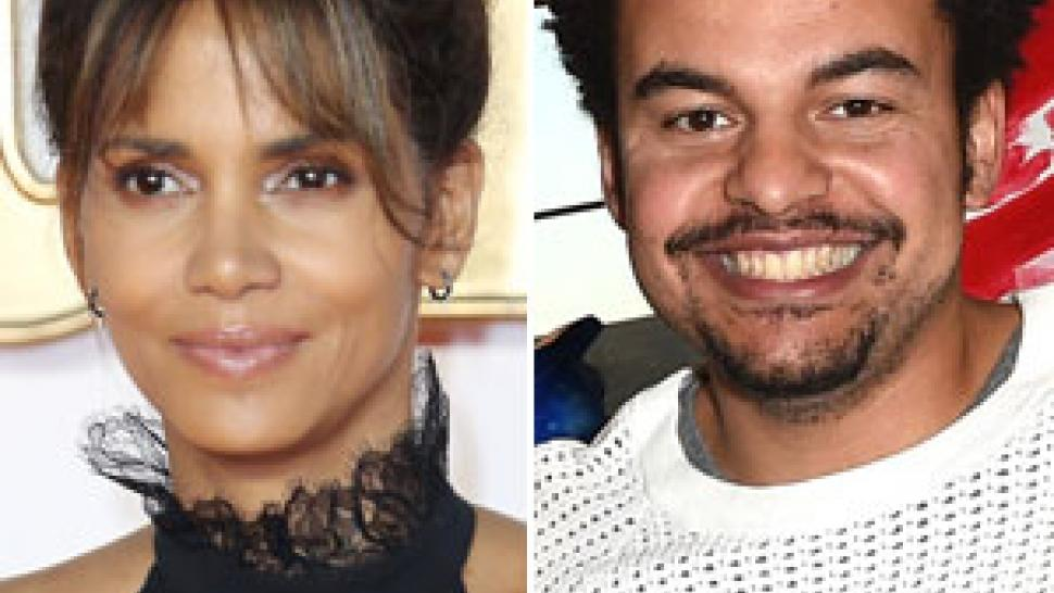 Halle Berry and Alex Da Kid