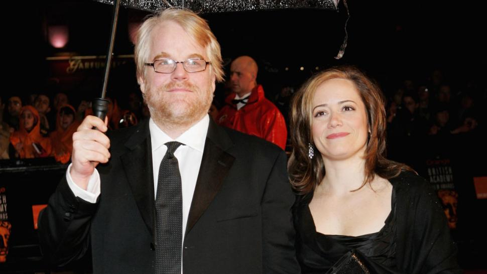 Philip Seymour Hoffman's partner opens up about his tragic drug addiction