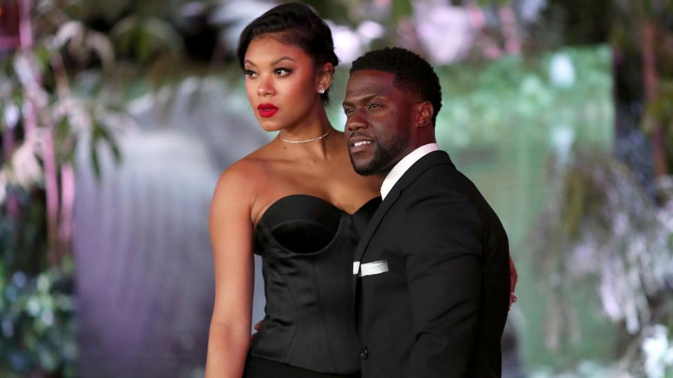 Kevin Hart Admits He's 'Guilty' of Cheating on Wife Eniko Parrish