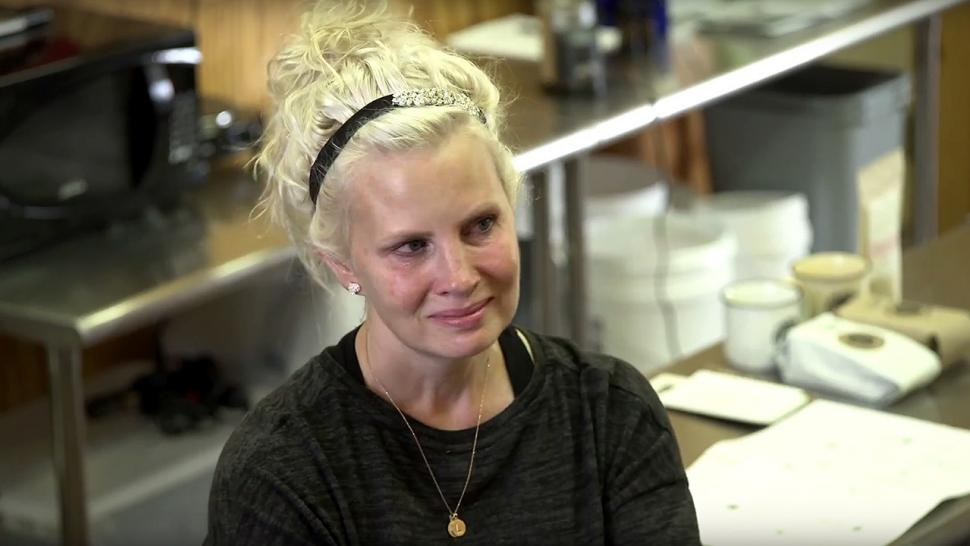 'Parenthood' Star Monica Potter Breaks Down Crying Over ...