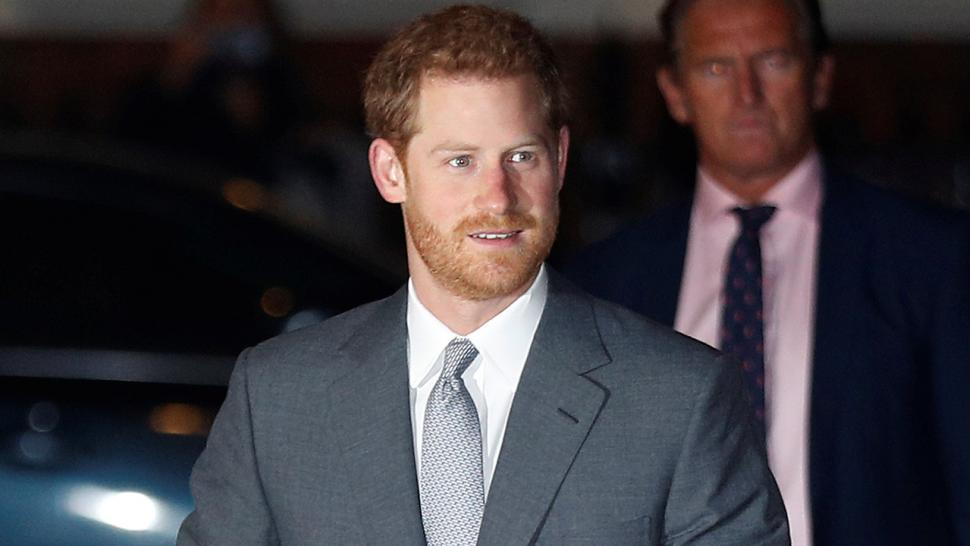 Prince Harry attends carol concert