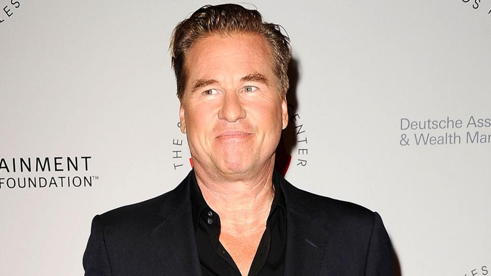 Val Kilmer's throat cancer changed his outlook on life