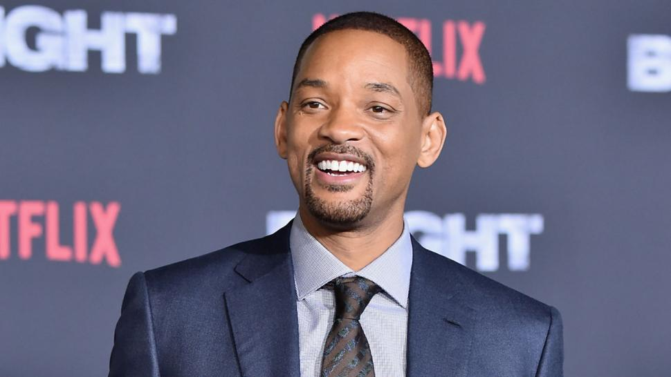 Will Smith at Bright premiere