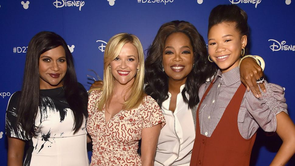 A Wrinkle in Time co-stars