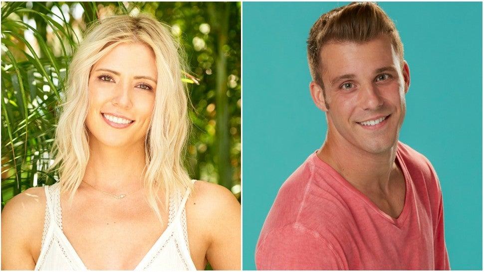 Big Brother dick och Danielle