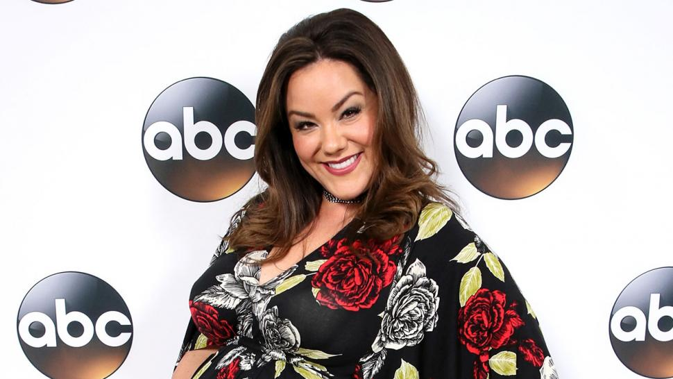 Katy Mixon at TCA Winter Tour 2018