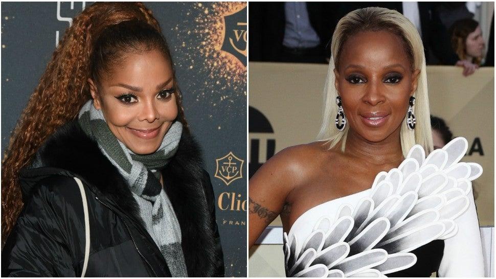 Janet Jackson Mary J Blige To Headline 2018 Essence Festival
