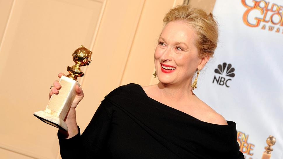 Meryl Streep 67th Golden Globes