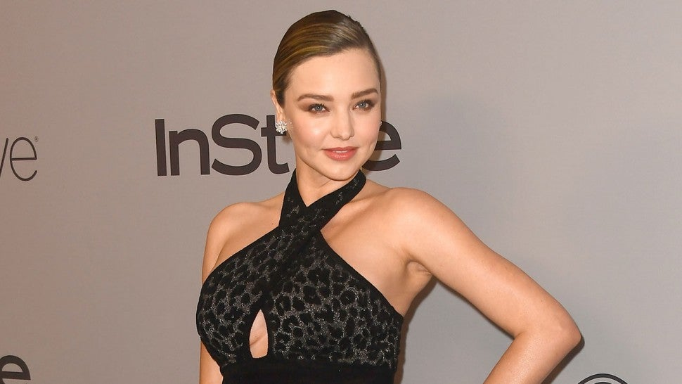 Miranda Kerr at InStyle party