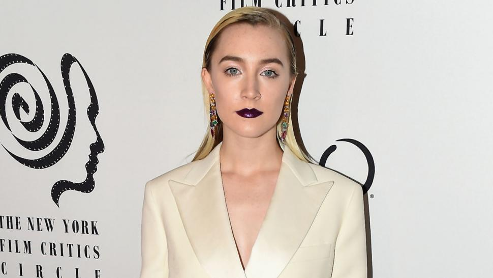 Saoirse Ronan at New York Film Critics Awards 2017