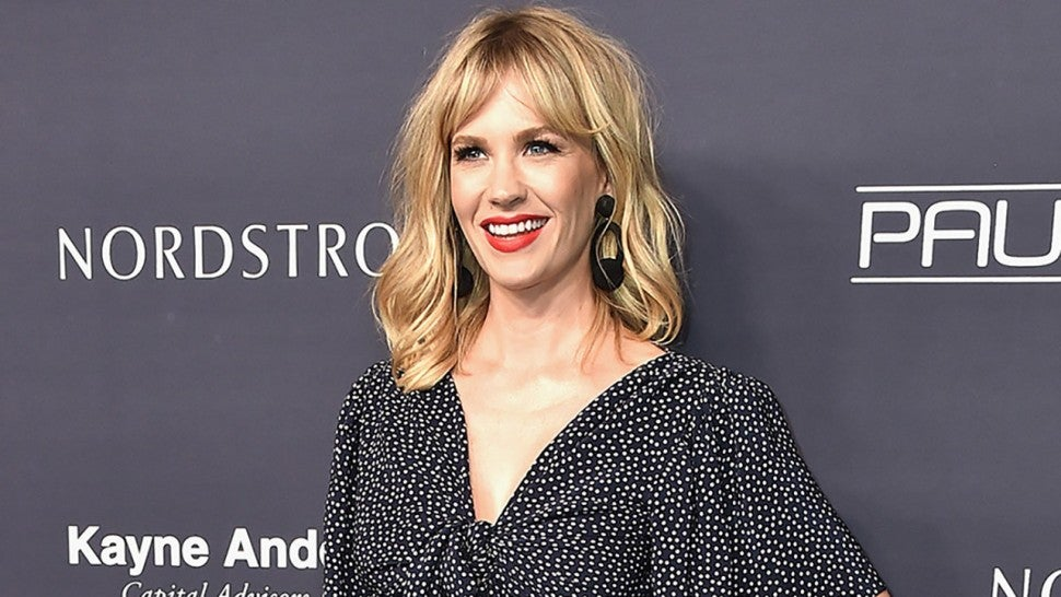 January Jones Says Being A Single Mom Limits Her Life
