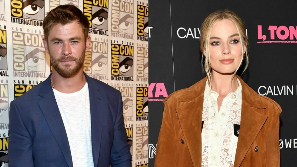 Chris Hemsworth Margot Robbie