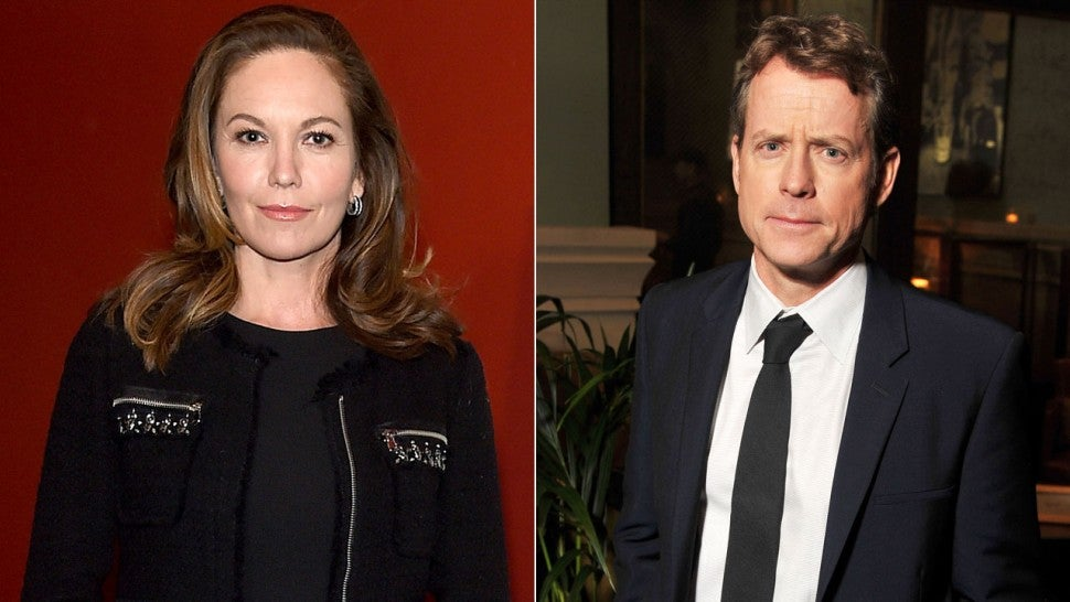 Diane Lane and Greg Kinnear
