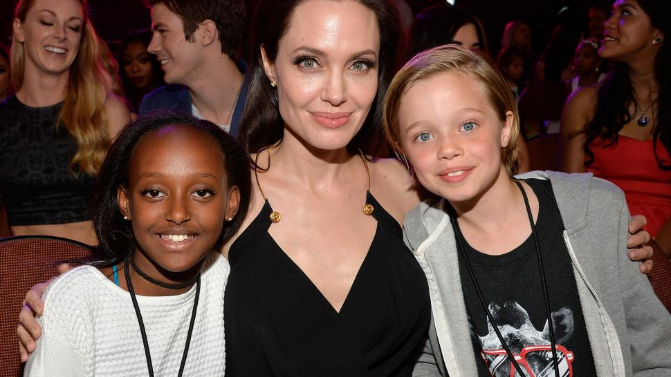 Poor Thing! New Pics of Shiloh Jolie-Pitt Following Injury