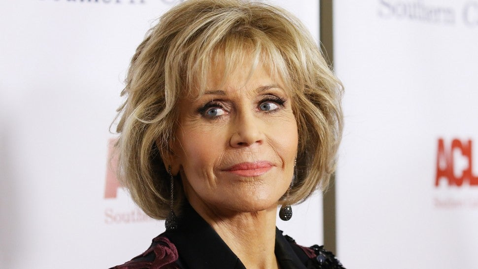 Jane Fonda Hair Styles: Jane Fonda Jokingly References Megyn Kelly During 'Today