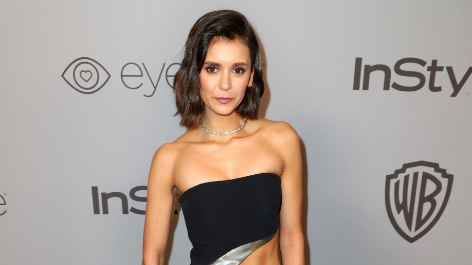 Nina Dobrev on Friendship With Ex Ian Somerhalder and His Wife Nikki Reed: 'What's Bad About That?'