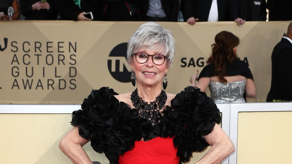 Rita Moreno at 2018 SAG Awards