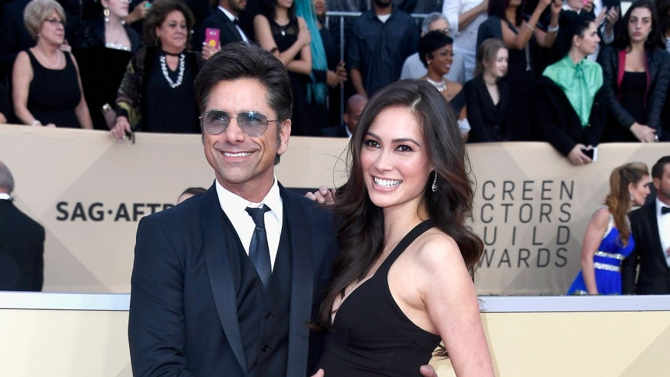 John Stamos and Pregnant Fiance Caitlin McHugh Robbed Hours Before Their Wedding