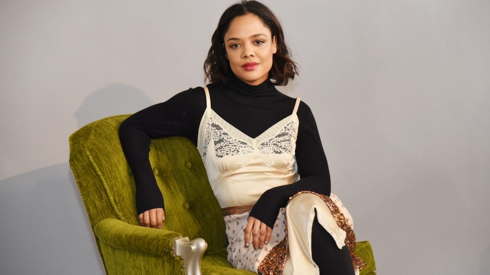 Tessa Thompson at 2018 Sundance