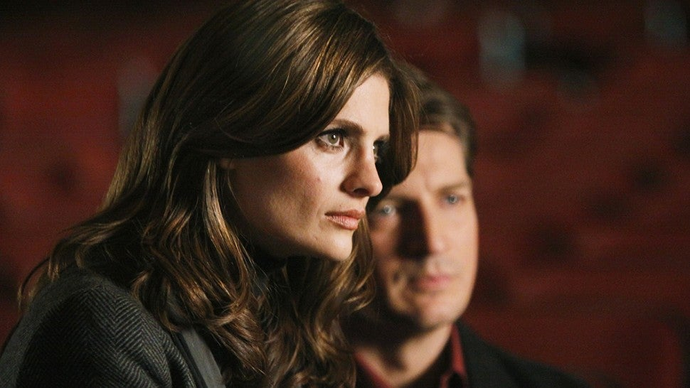 when did castle hook up with beckett