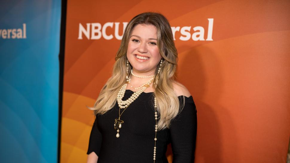 Kelly Clarkson at TCA