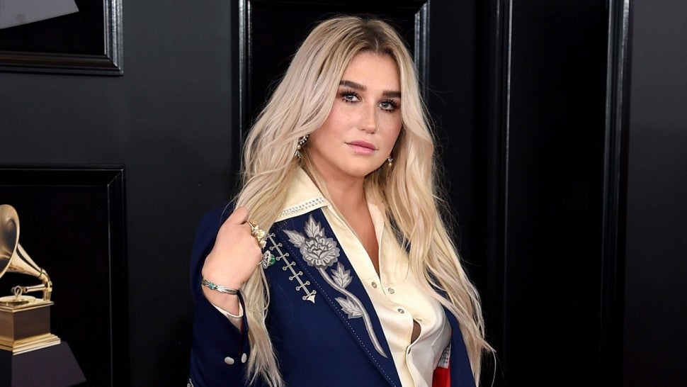 Kesha Postpones World Tour After ACL Injury