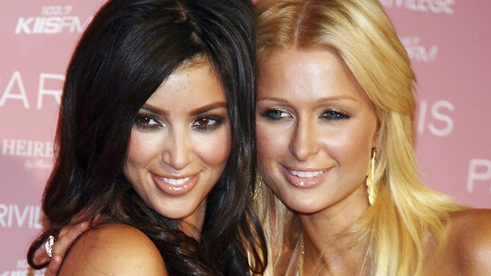 Paris Hilton turns into Kim Kardashian's 'clone' for sexy Yeezy campaign