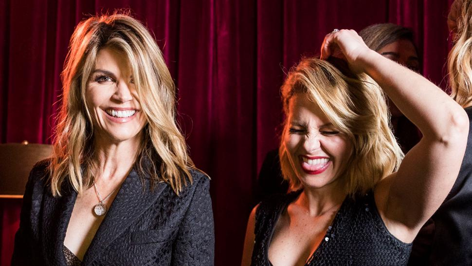 Lori Loughlin and Candace Cameron Bure